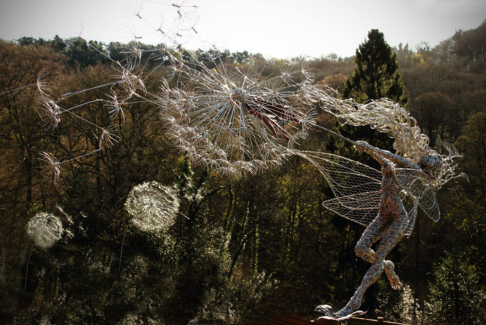 Robin Wight - Steel Wire Fairies 366252543