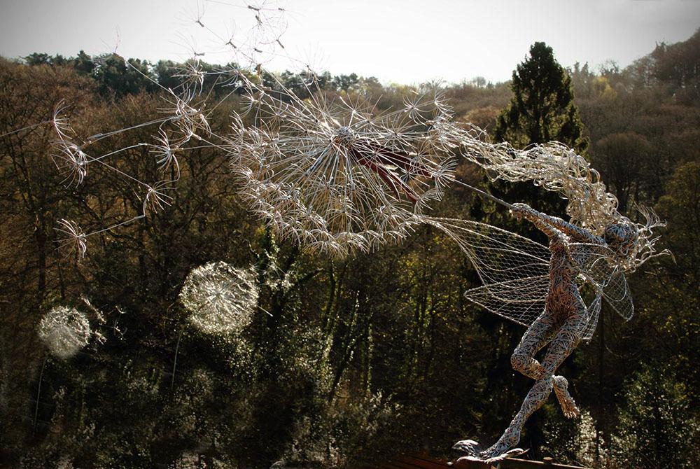 Robin Wight - Steel Wire Fairies 366252543