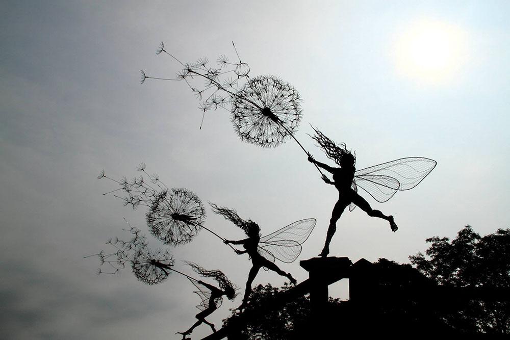 Robin Wight - Steel Wire Fairies 8542569
