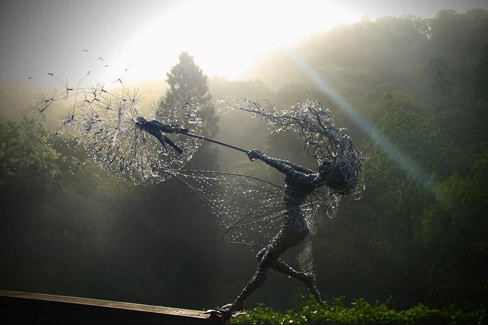 Robin Wight - Steel Wire Fairies 98542236