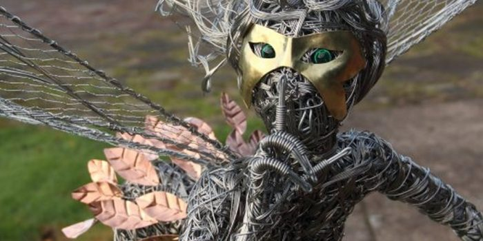 Robin Wight – Steel Wire Fairies X 5845212 Rev