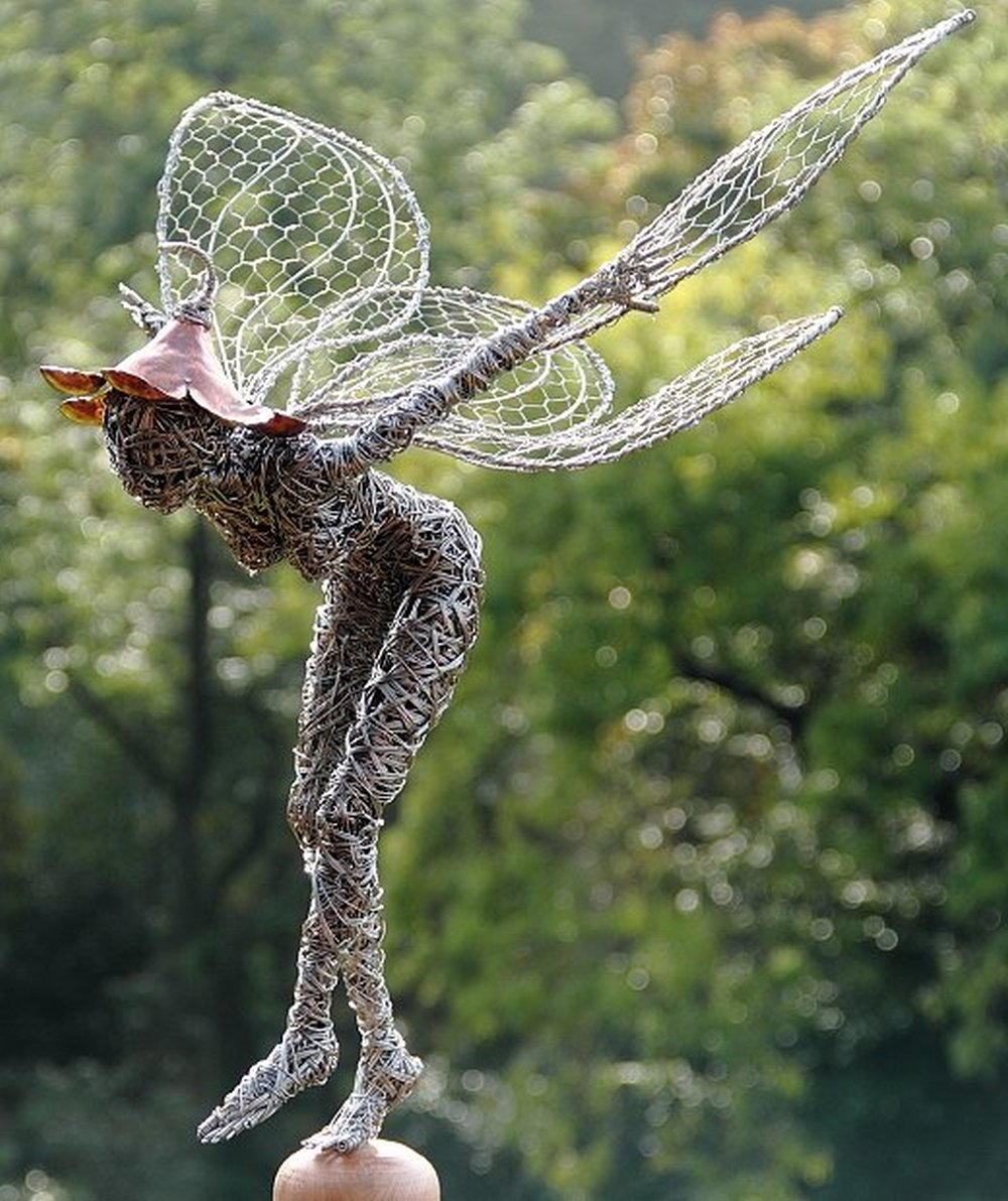 Robin Wight - Steel Wire Fairies x-58452154