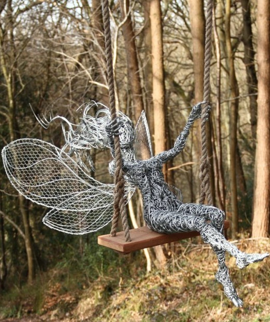 Robin Wight - Steel Wire Fairies x-6845212