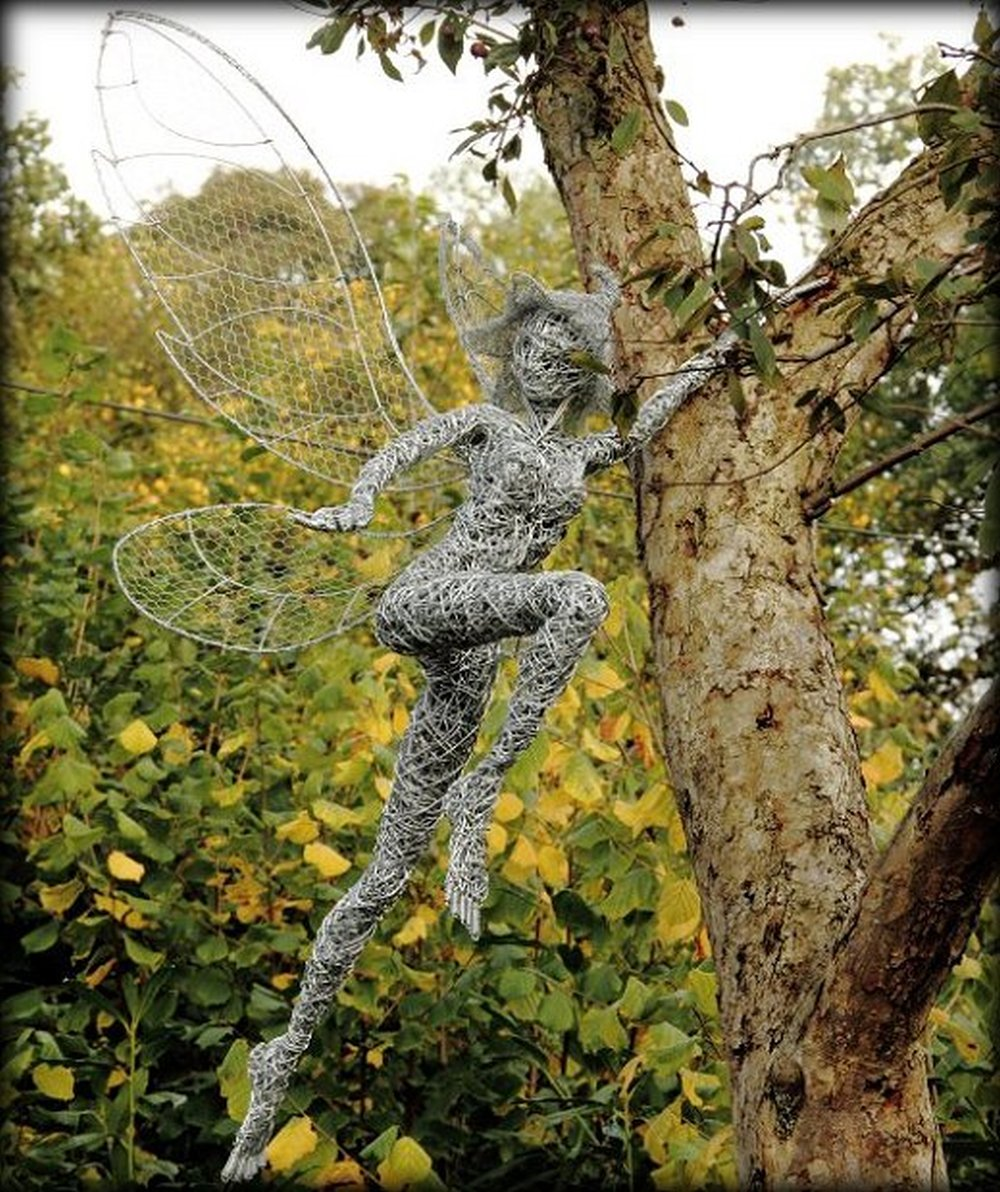 Robin Wight - Steel Wire Fairies x-8541542