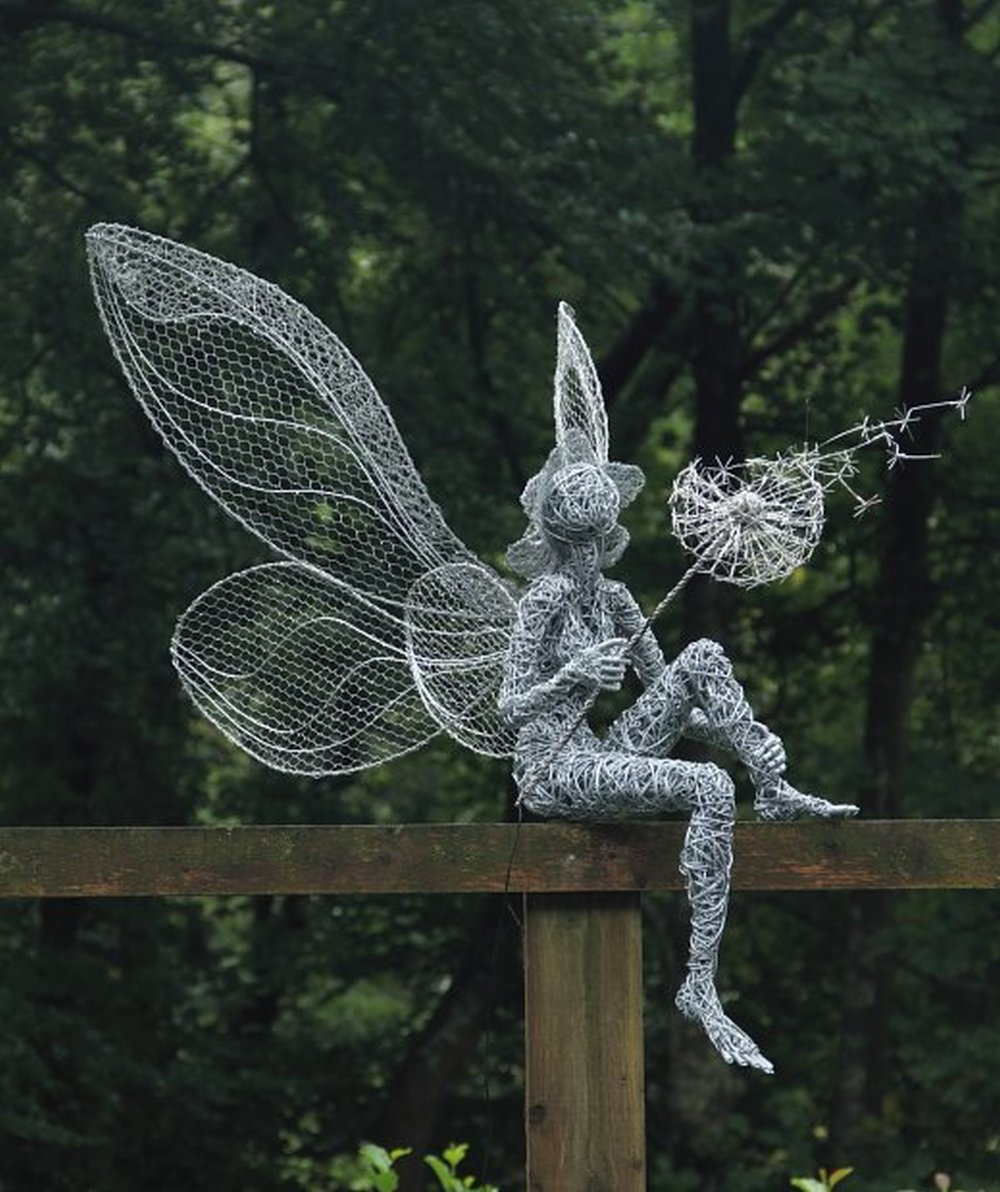 Robin Wight - Steel Wire Fairies x-8542536