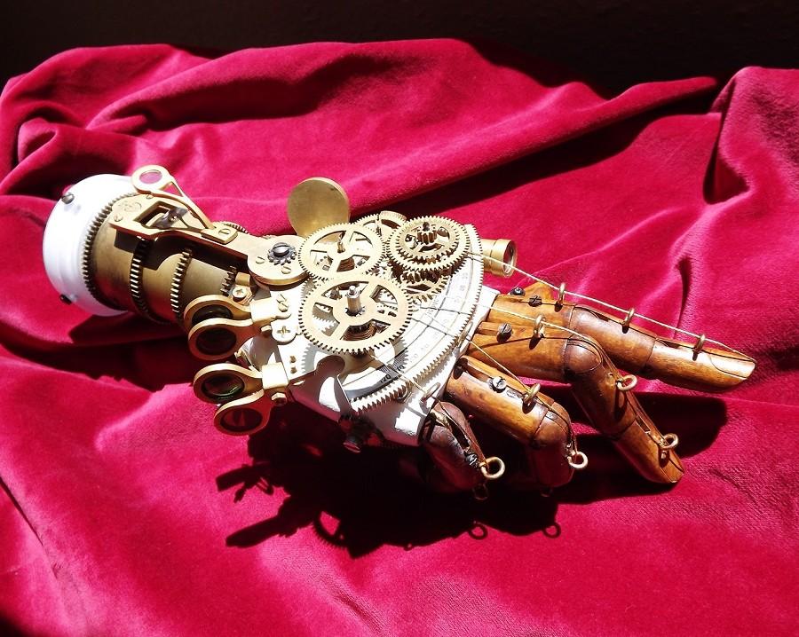 Sean-Madden_Mechanical Hand