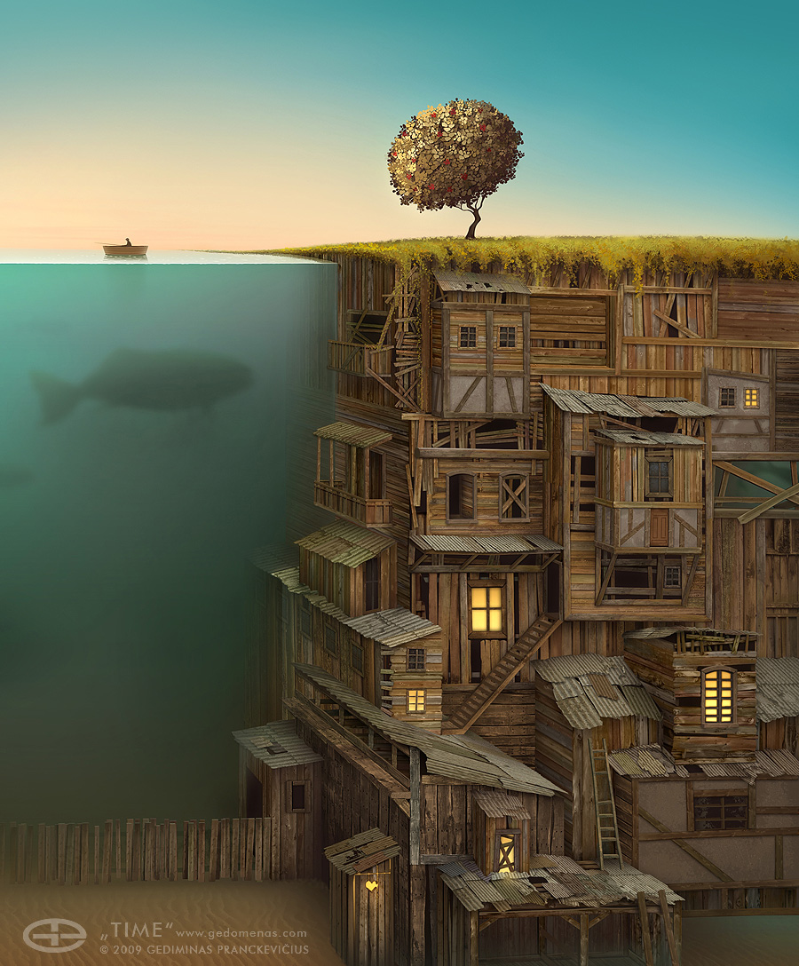 Gediminas Pranckevicius - surreal-digitally-painted-landscapes 1245322