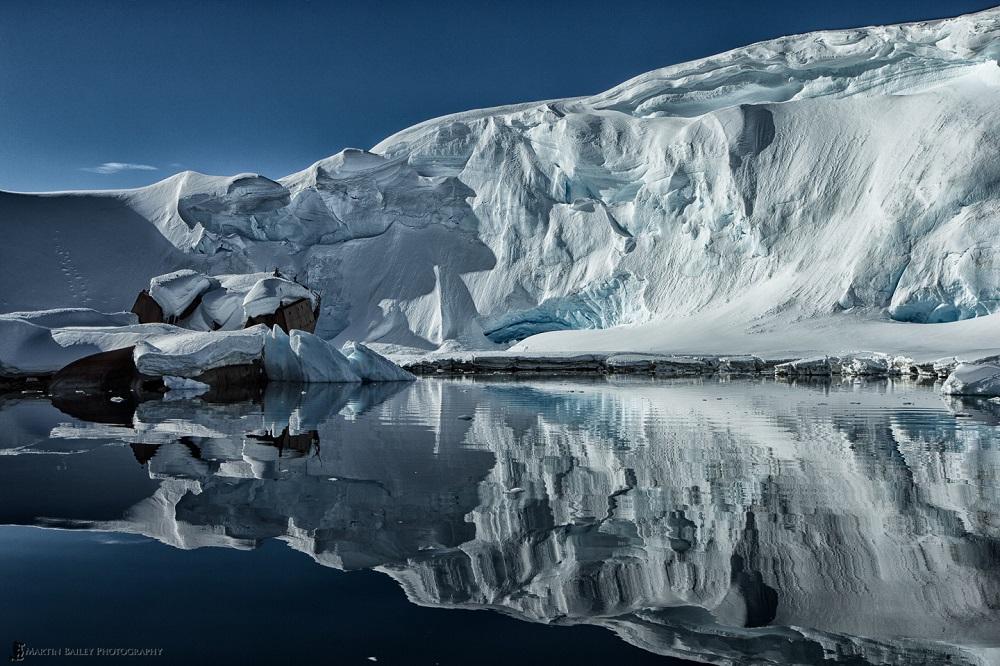 Whaler Cove - Martin Bailey Antarctica Iceberg