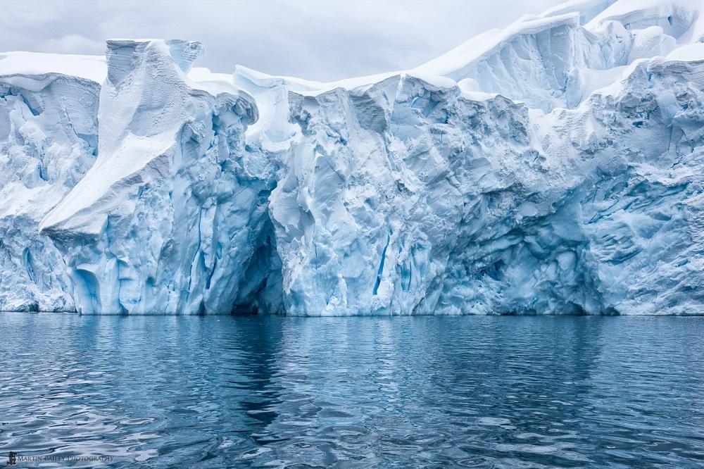 "Iceberg in ""Paradise"" - Martin Bailey Antarctica Iceberg"
