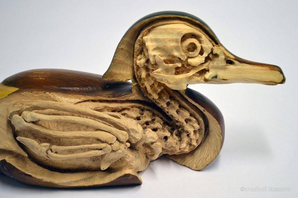 Maskull Lasserre - Decoy Study - Duck 333