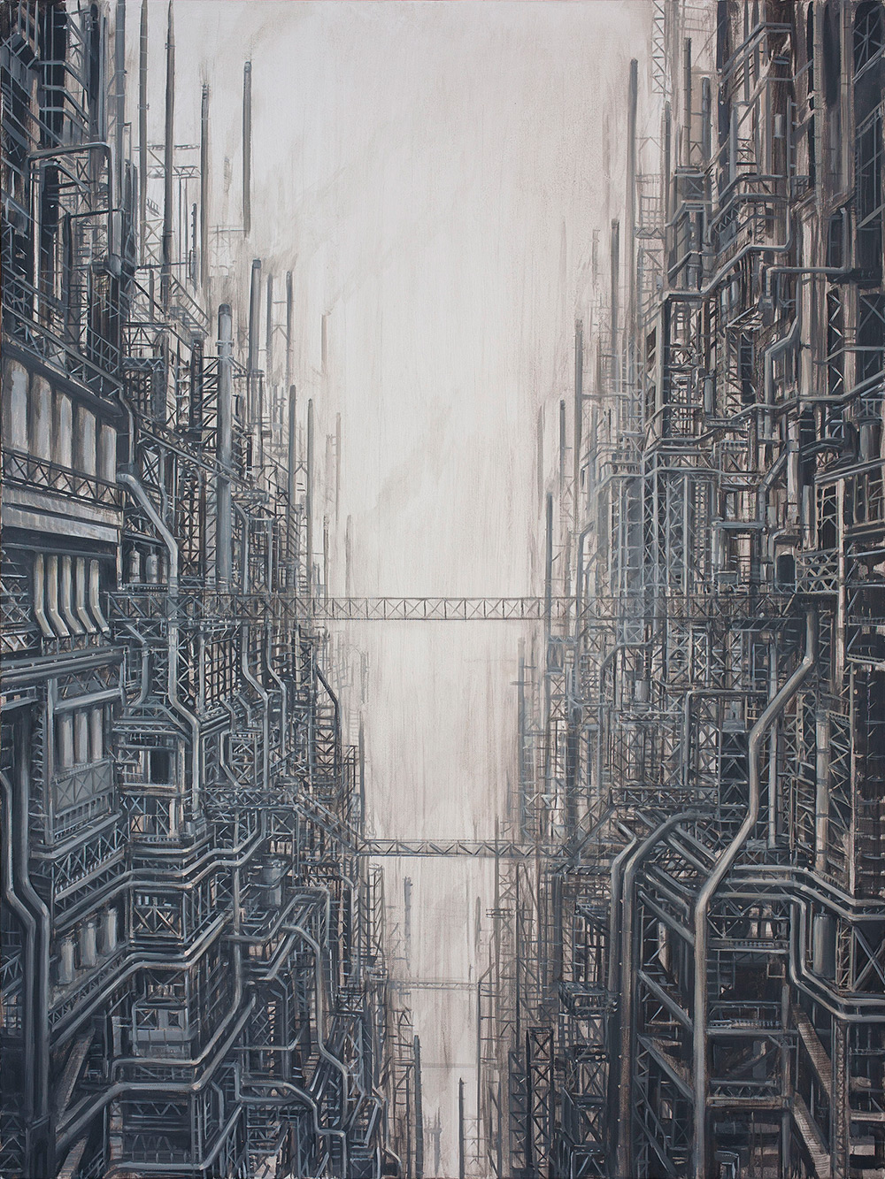 Michael Kerbow - Painting Surreal 5-96833