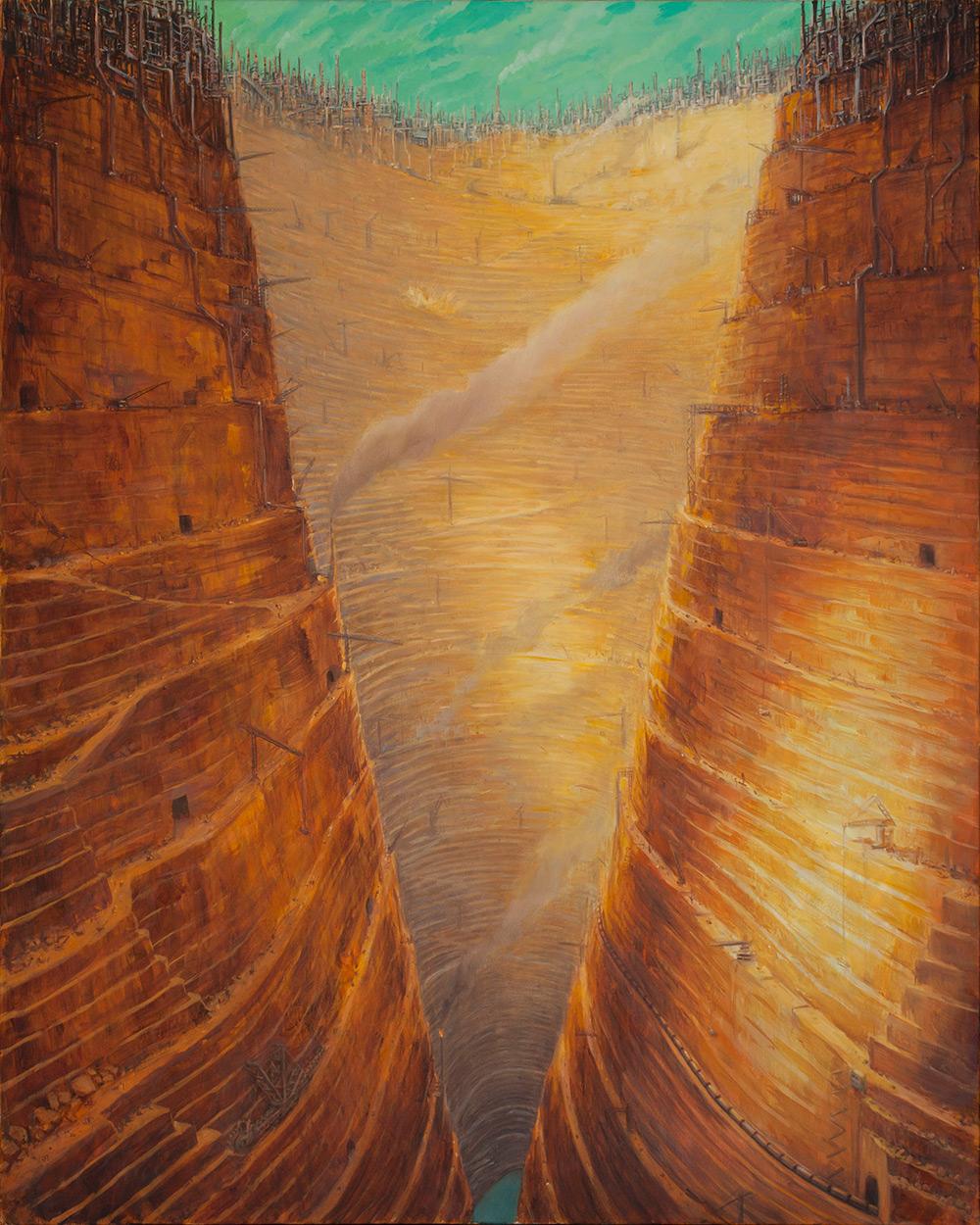 Michael Kerbow - Painting Surreal 7-89632