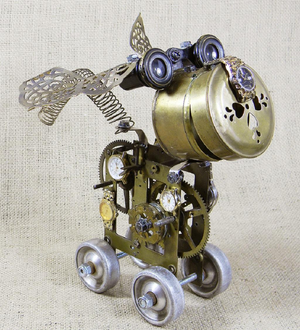 Will Wagenaar - Robot - Watchdogs -Ticker