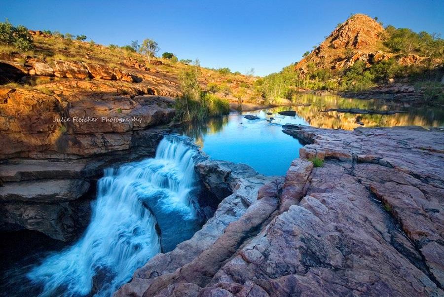 julie-fletcher-Bell Gorge - Gibb River Rd Kimberley Western Australia