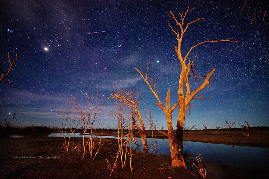 julie-fletcher-Lake Wetherill Menindee New South Wales