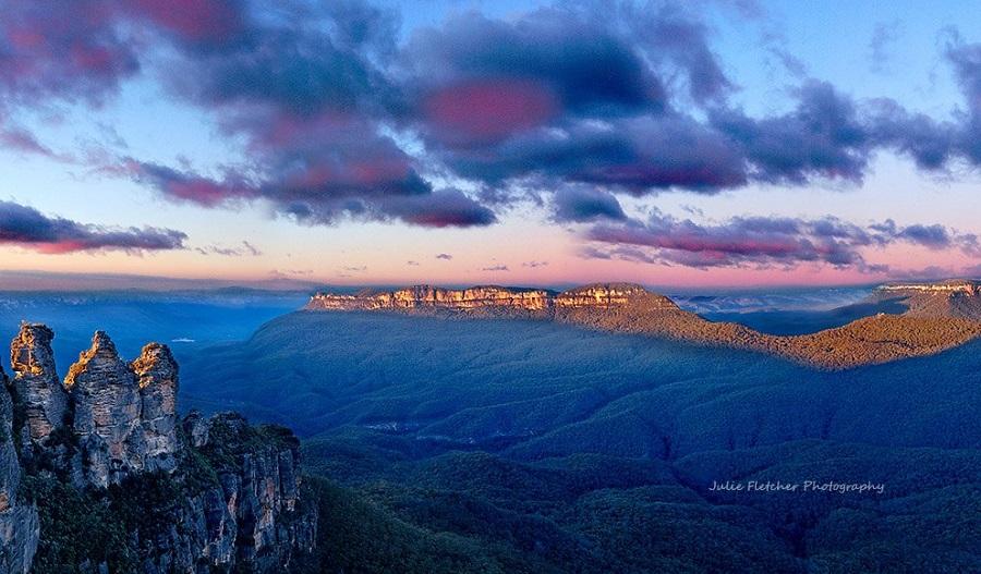 julie-fletcher-The 3 Sisters Katoomba New South Wales Australia