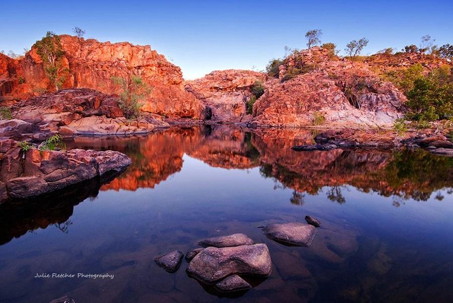 julie-fletcher-australia-Katherine Gorge Northern Territory