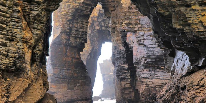 4 The Beach Of The Cathedrals, Ribadeo, Spain