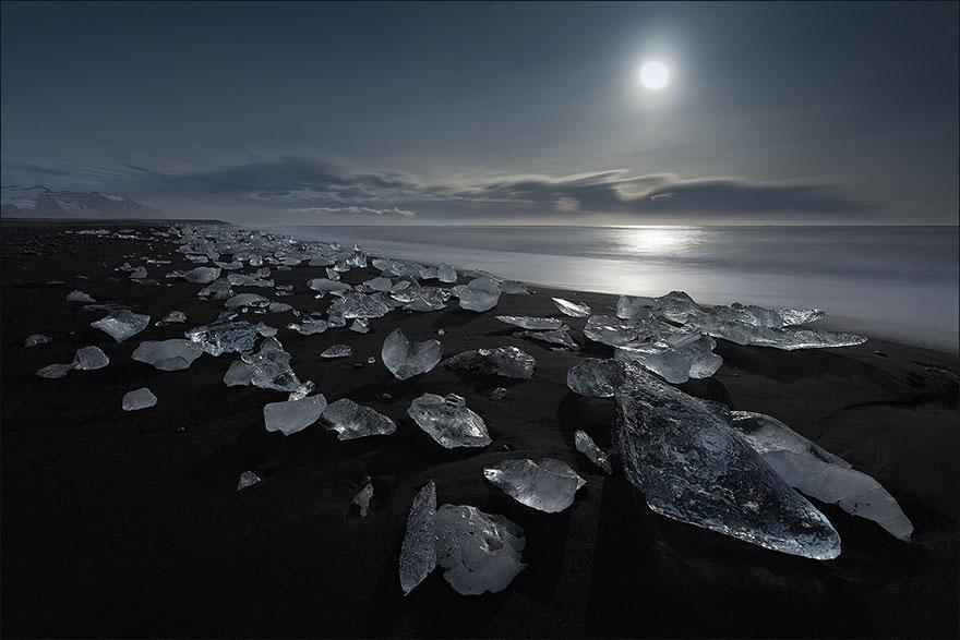 6-Jokulsarlon, Iceland