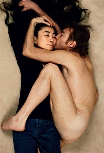 Annie Leibovitz - John Lennon and Yoko Ono 1980