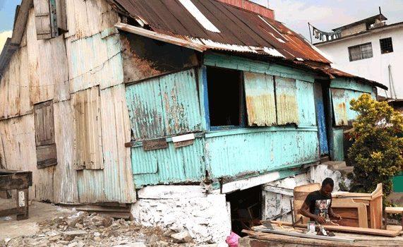 Francois Beaurain GIF Monrovia Liberia  Feature