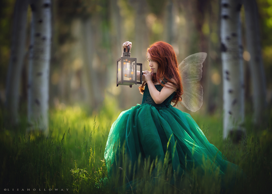Lisa Holloway - Magical-Portraits-of-Children-Outdoors