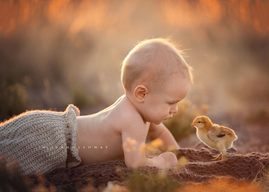 Lisa Holloway - children-nature 3685231