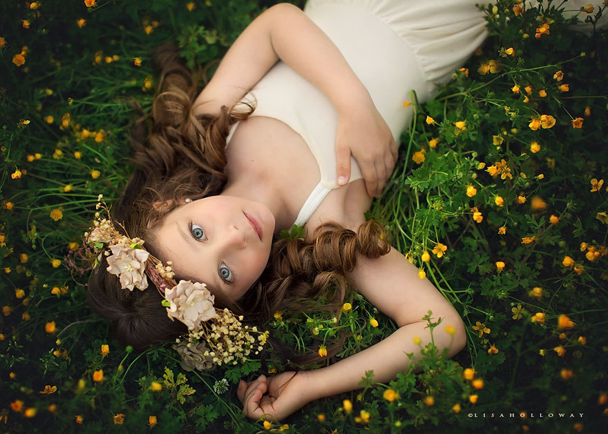Lisa Holloway - children-nature 986325