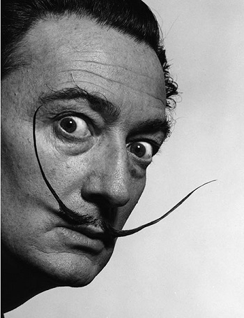 Philippe Halsman - Salvador Dalí (1954)