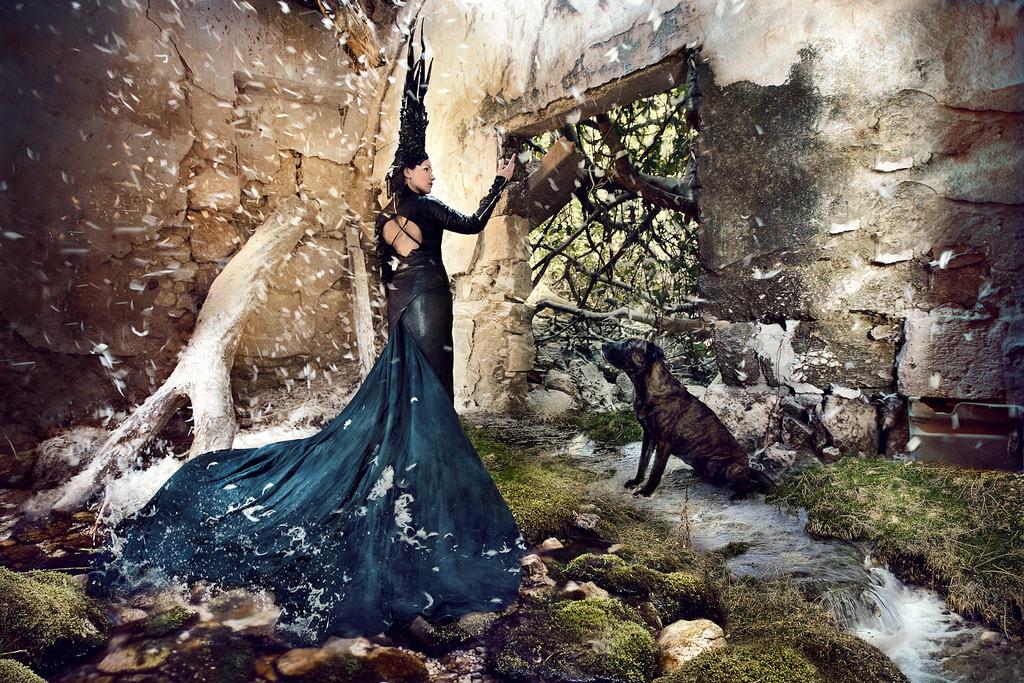 Rebecca Litchfield Photography - UnderWorld - Fairytale