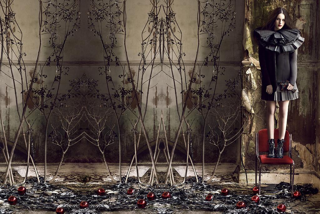 Rebecca Litchfield Photography - UnderWorld - Melinoe - The Night Terror