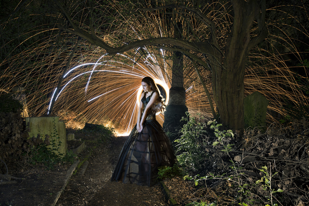 Rebecca Litchfield Photography - UnderWorld - Nyx - Beginning of Creation