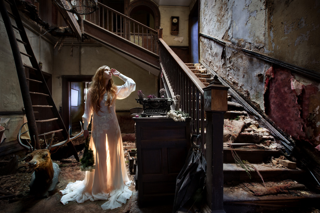Rebecca Litchfield Photography - UnderWorld - Persephone - Queen of the Underworld