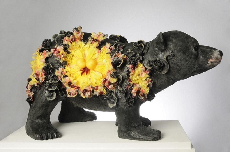 Rebecca Stevenson - Animals Art Flowers - 458693
