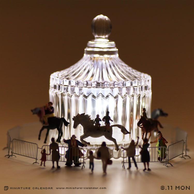 Tanaka Tatsuya - miniature-calendar-dioramas 1-9653256