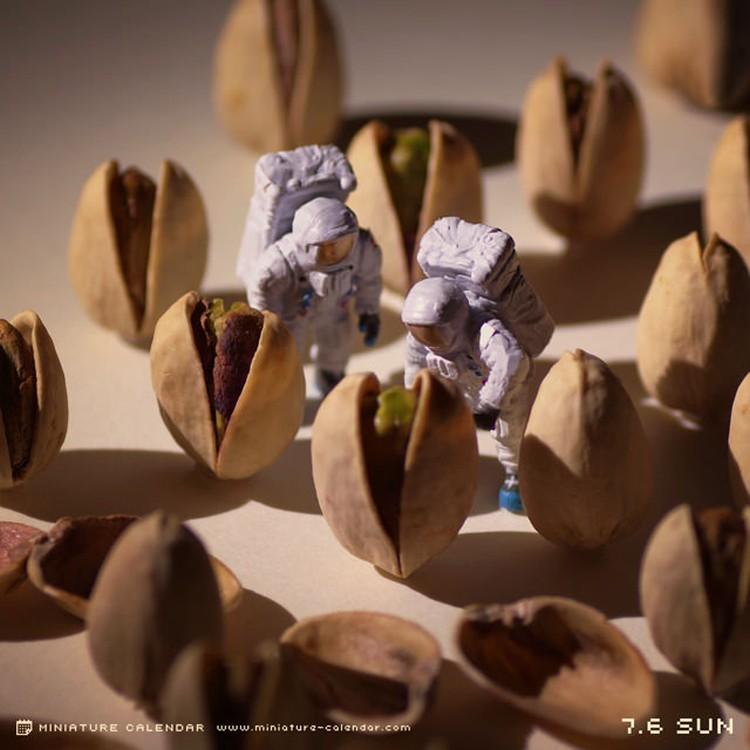 Tanaka Tatsuya - miniature-calendar-dioramas 2-124686