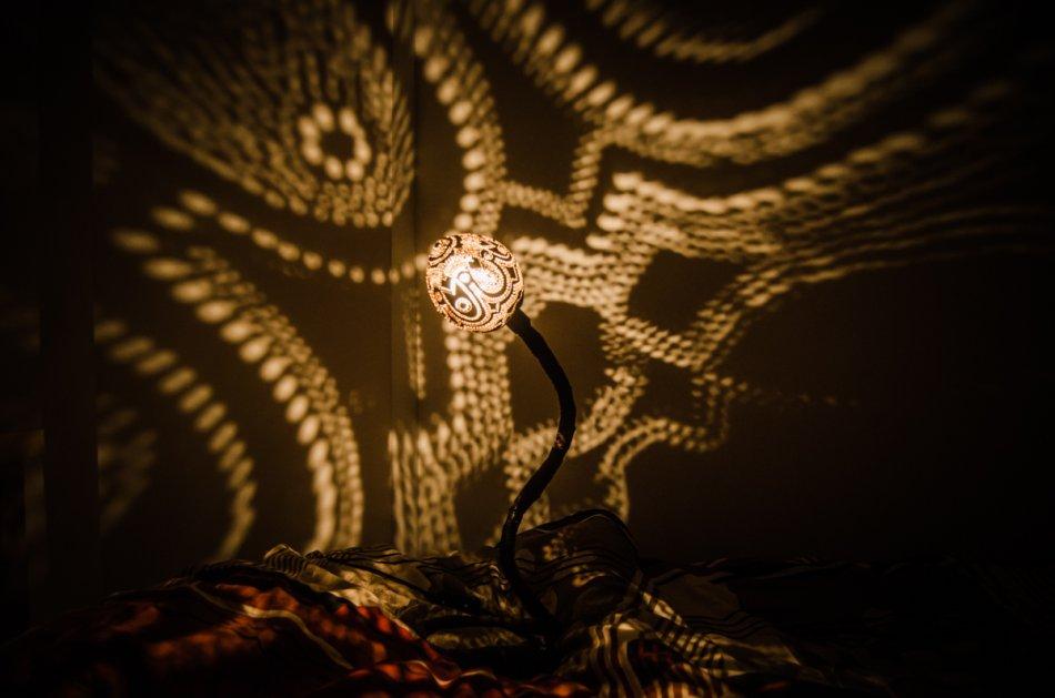 Vainius Kubilius - Coconut - Nymphs Lamps - 656985