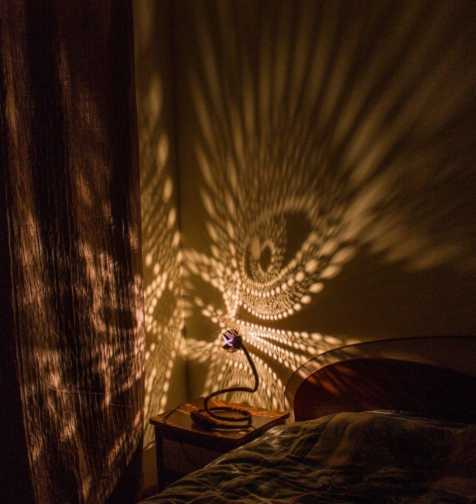 Vainius Kubilius - Coconut - Nymphs Lamps - 968233