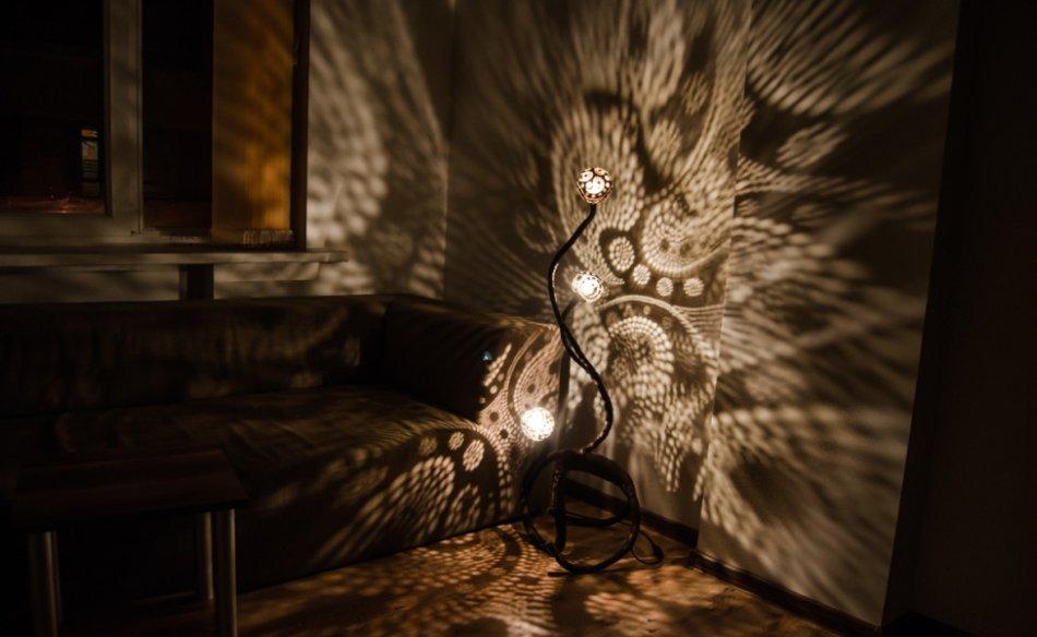 Vainius Kubilius - Coconut - Nymphs Lamps - 986225