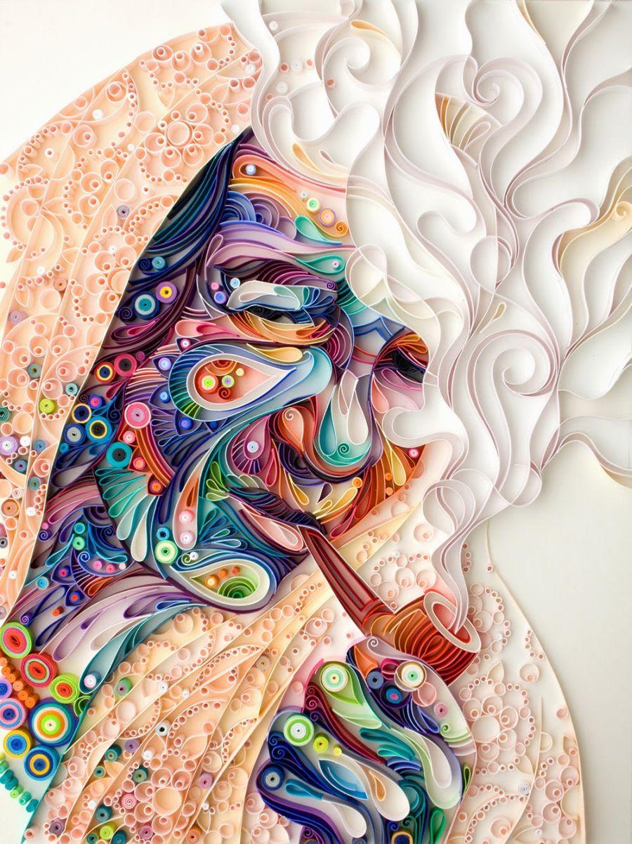 Yulia Brodskaya Illustration Drawings 3653536