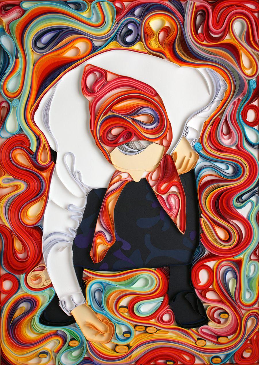 Yulia Brodskaya Illustration Drawings 36986235
