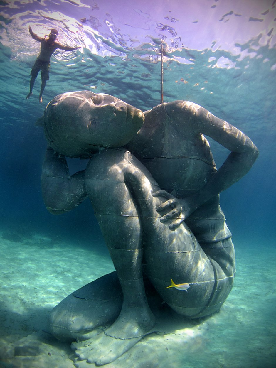 Jason DeCaires Taylor – Ocean Atlas 56859