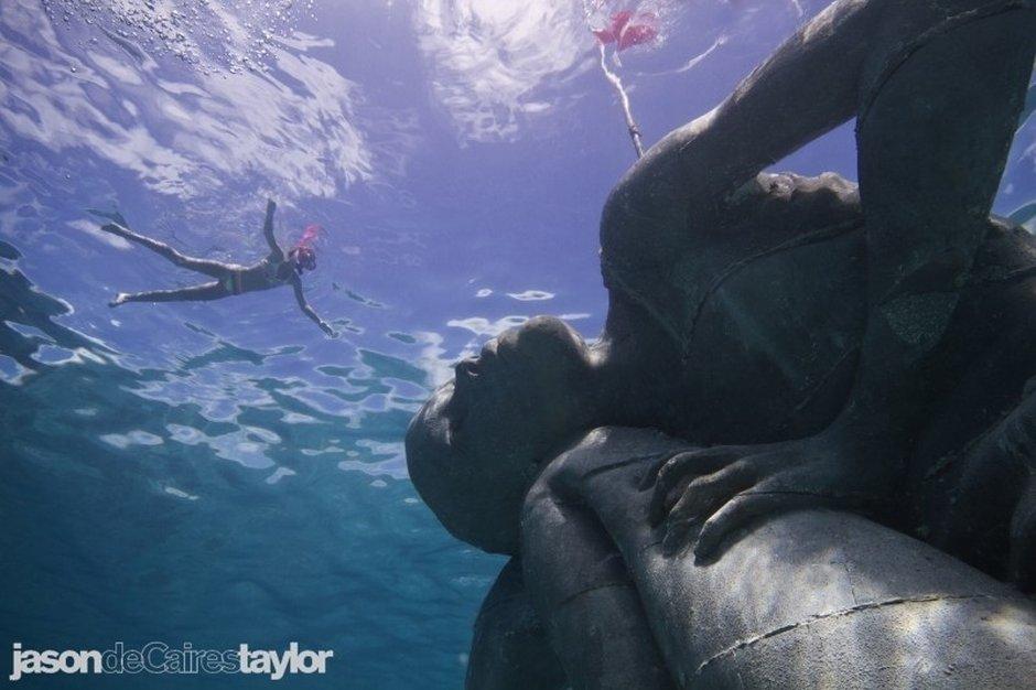 Jason deCaires Taylor - Ocean Atlas 89563
