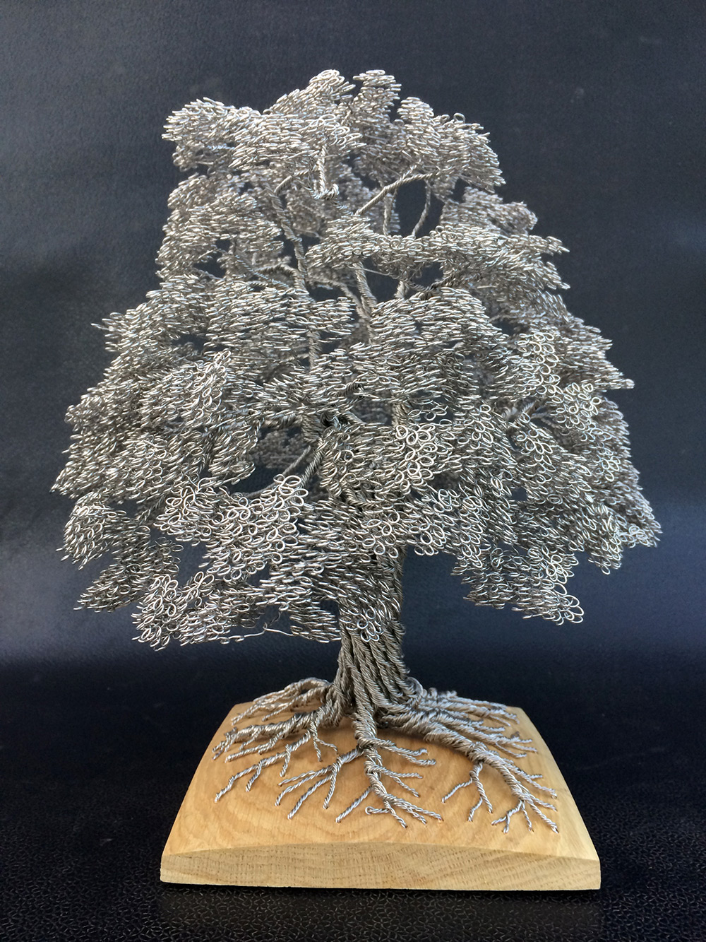 Wire Tree Sculptures Clive Maddison 125693
