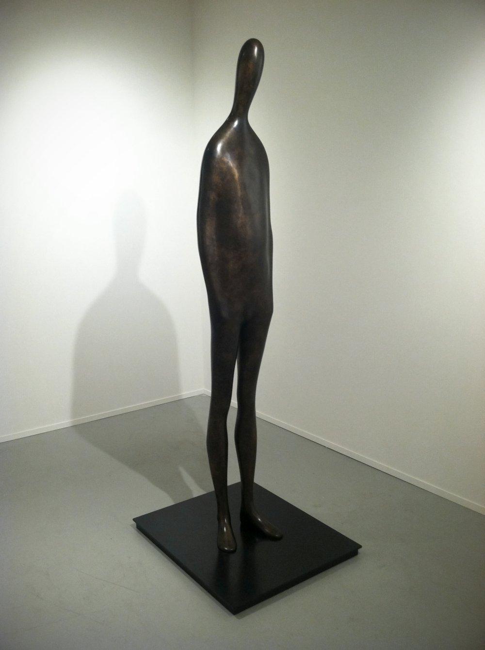 Emil Alzamora Sculpture HectorsReturn