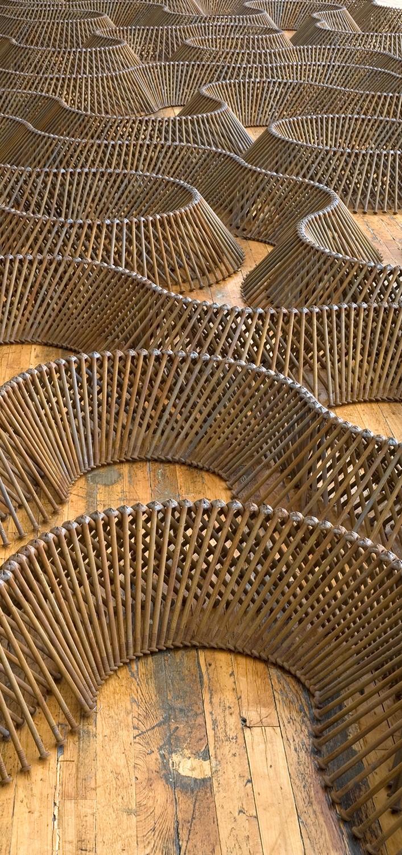 John Bisbee Nail Sculpture Feature