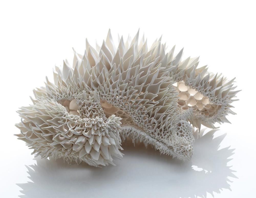 Nuala O'Donovan - Porcelain Sculpture 15786