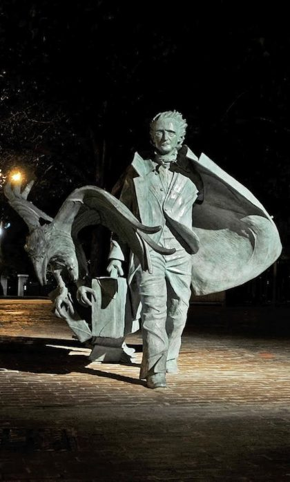 Stefanie Rocknak - Edgar Allan Poe - Boston - 425369-Feature