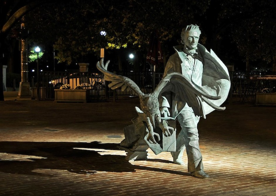 Stefanie Rocknak - Edgar Allan Poe - Boston - 98632
