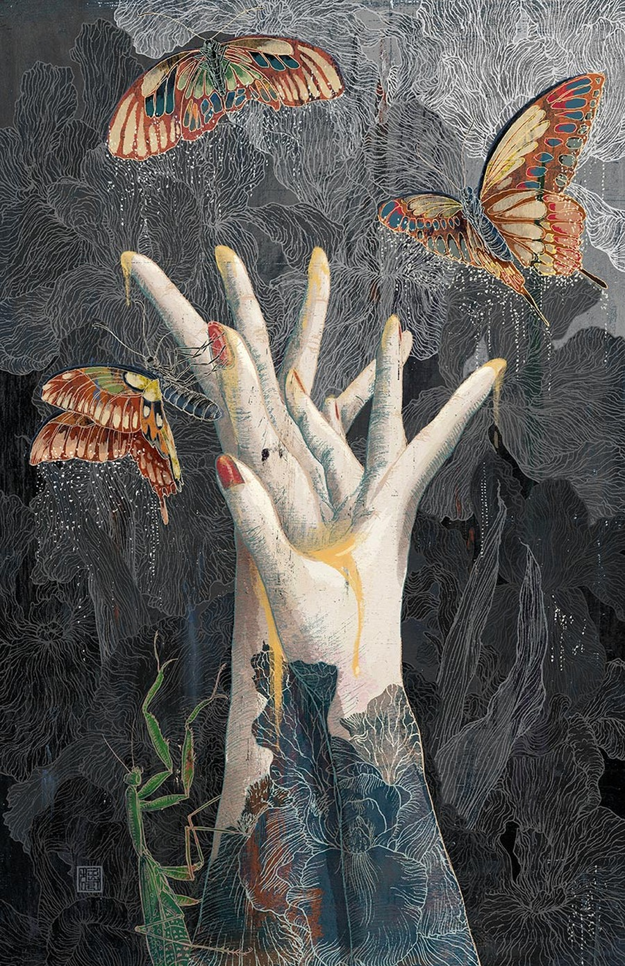 Yohey Horishita-Illustration-ADDICTION